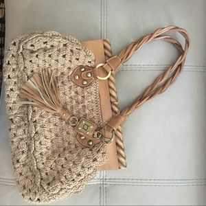 COPY - RAFE New York crocheted handbag